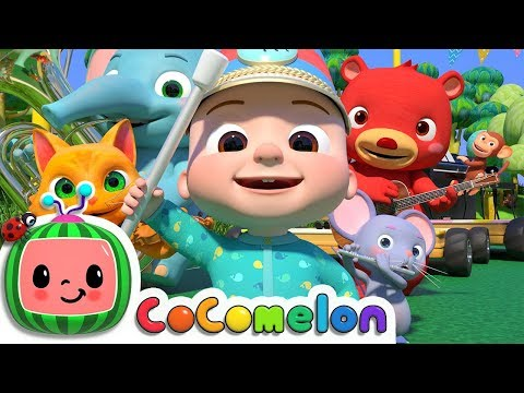 Download MP3 musical instruments song cocomelon nursery rhymes amp kids songs