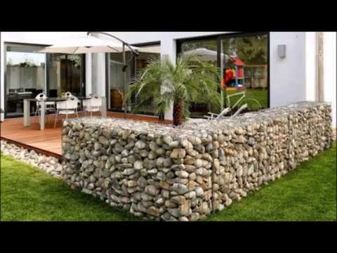 Stone Walls & Rock Fence Design