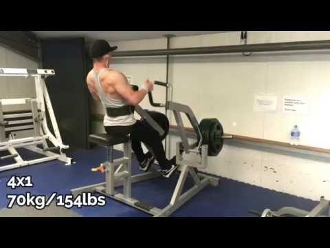 HOW TO GET A BIG/WIDE BACK WORKOUT!
