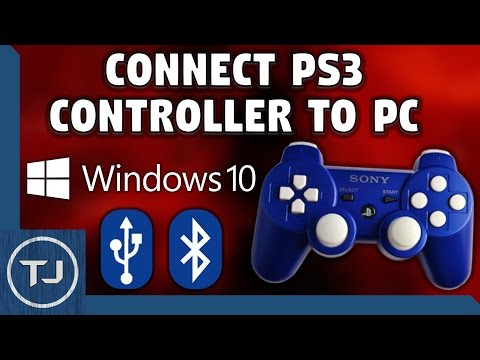 How To Easily Connect PS3 Controller To PC (NEW SCP TOOL) Windows 10! 2018!