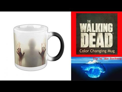 The Walking Dead Color Changing Mug