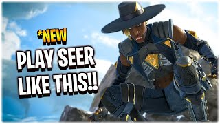 how to play SEER to his full potential.. (Apex Legends Season 10)