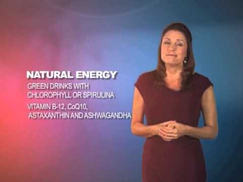 Get Energy Naturally by Suzy Cohen RPh America's Pharmacist
