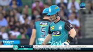 Highlights: Stars v Heat - BBL06