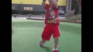 Meet the Best 5 Year Old Mini Golfer In The World