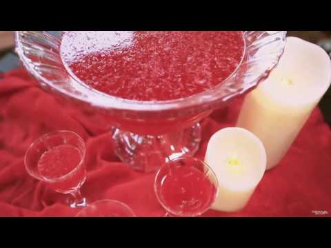Knock Out Halloween Punch!