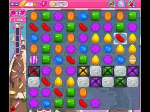 Candy Crush Saga | How to pass level 36