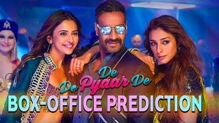 De De Pyaar De Box-Office Prediction | Ajay Devgn, Rakul Preeti, Tabu | #TutejaTalks