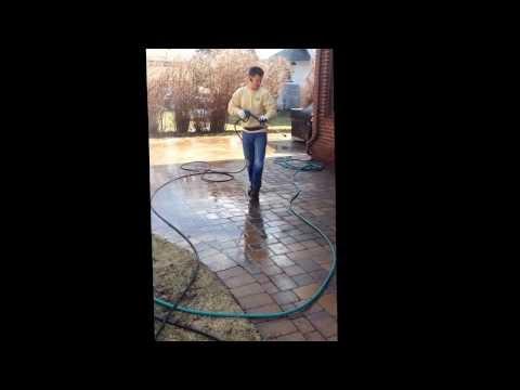 Paver Clean & Seal | Brick Pavers | Hardscape Restoration |