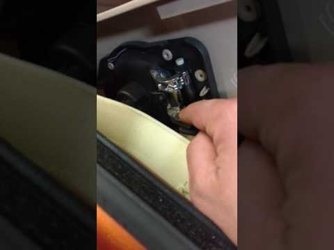 Quick tip when replacing speakers in an HHR