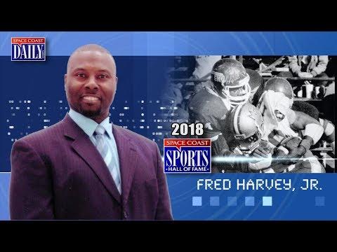 Fred Harvey, Jr.: 2018 Space Coast Sports Hall of Fame
