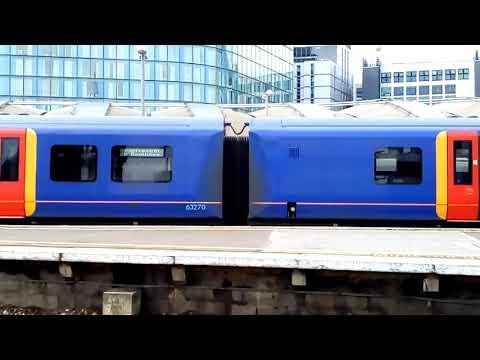 Trains at: London Waterloo - Part 5 - SWML - 28/8/18