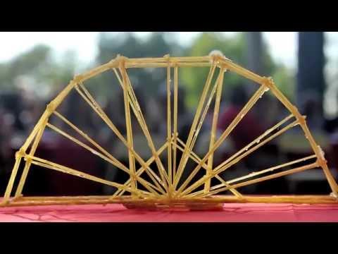 The Spaghetti Bridge project