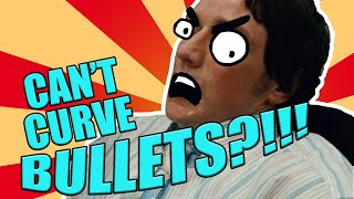 Download You CAN'T CURVE BULLETS! What the Mythbusters MISSED   The SCIENCE...of Wanted (2008) Video