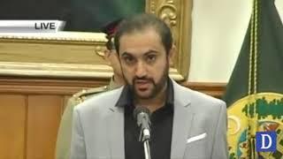 Abdul Quddus Bizenjo sworn in as new chief minister of Balochistan