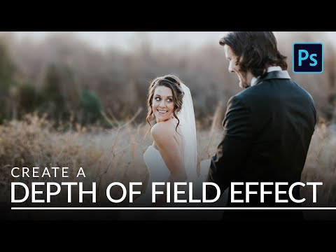 How to Blur a Background and Create Depth of Field in Photoshop