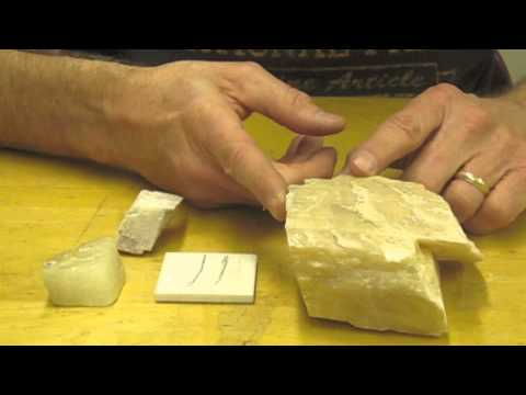Identifying Calcite