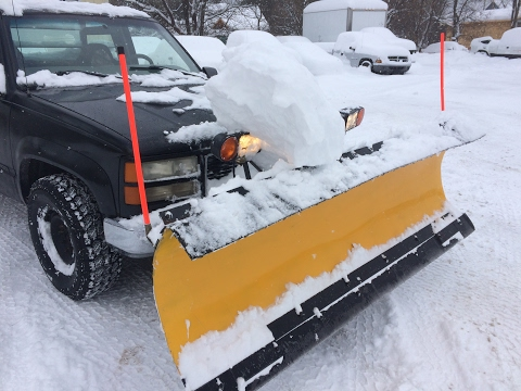 Thinking of Buying Your First Plow Truck?