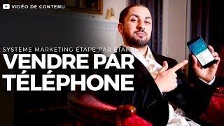 Comment vendre par téléphone (script de vente)
