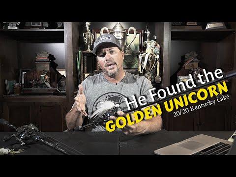 He Found the Golden Unicorn - 20/20 Kentucky Lake