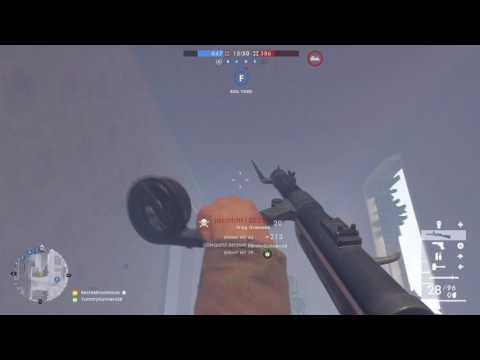 Battlefield One: C4 Through the Floor