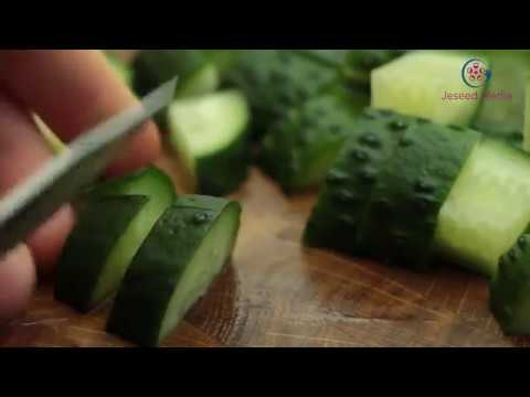 How To Make Cucumber Doogh