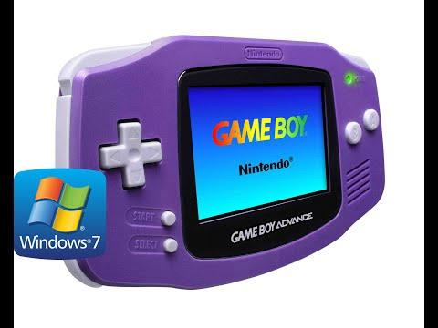How To Download A GBA Emulator (Visual Boy Advance) On PC