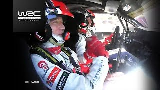 WRC - RallyRACC 2017: Highlights Power Stage SS19