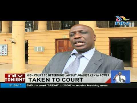 High Court to determine lawsuit against KPLC