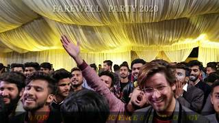 FAREWELL PARTY PART 3 IN LIST 2020|| LAHORE INSTITUTE OF SCIENCE AND TECHNOLOGY