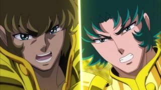 Saint Seiya Soul Of Gold Gold Saint vs Loki FR