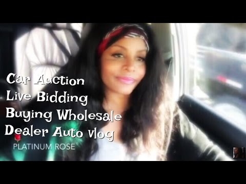 Car Auction Live Bidding Buying Wholesale Dealer Auto Vlog!Her Kids went 2 college instead of YOURS!