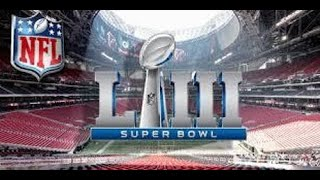 2019 Super Bowl 53 Intro Presented By CBS