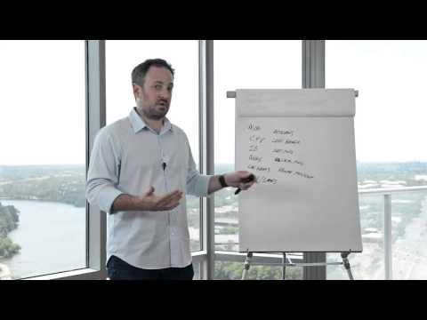 Video 3 of 7: How to choose the right kind of business to start...