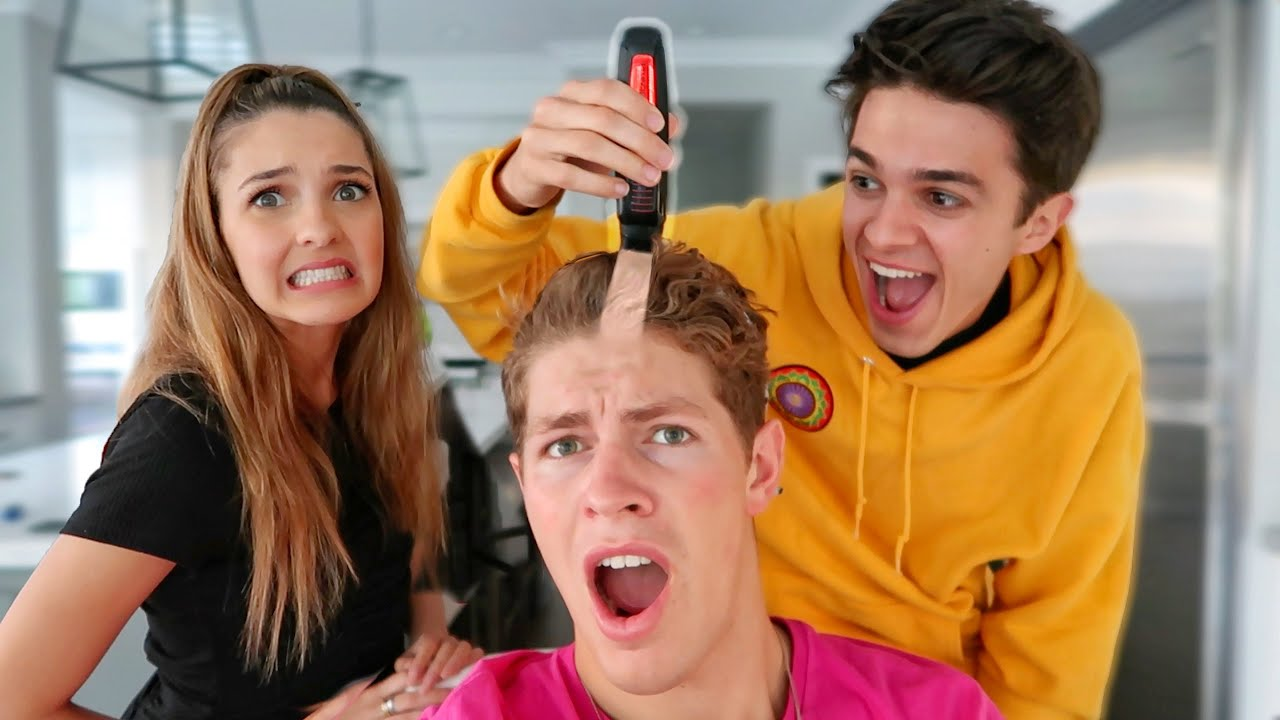 CRAZY DARES WITH BRENT AND LEXI!