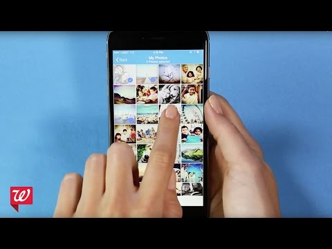 Print Photos from Facebook | Walgreens iPhone App