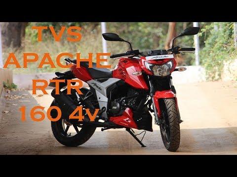 DOES TVS APACHE RTR 160 4V REALLY PROVIDES RACING INSTINCT