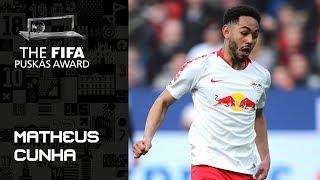 FIFA PUSKAS AWARD 2019 NOMINEE: Matheus Cunha