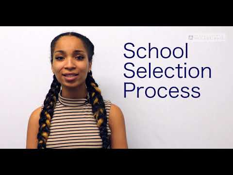 Welcome: School Selection Process