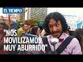 AquinoTicias, el particular periodista que se pasea por Medellín