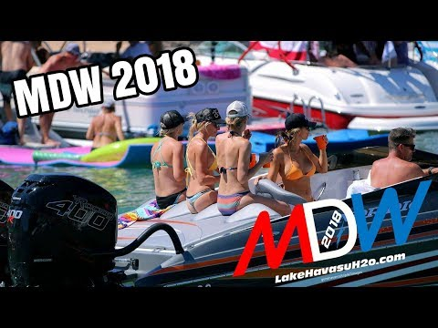 Memorial Day Weekend - Bridgewater Channel - Lake Havasu City