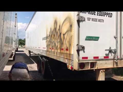 Graffiti Removal York PA 717 324 4208