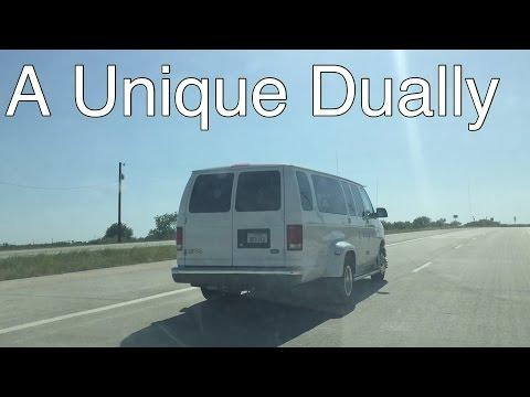 A Unique Dually E350?