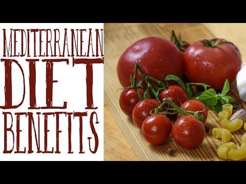 Mediterranean Diet - Mediterranean Diet Benefits Wards Off Cancer
