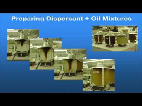 Comparative toxicity of chemical oil dispersants – Mace Barron