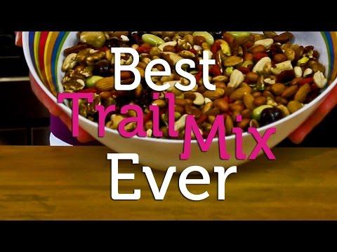 The Best Trail Mix Recipe Ever