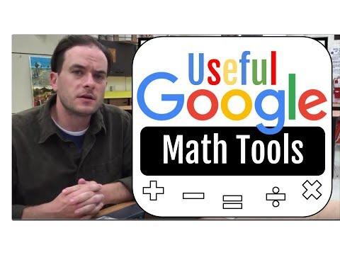 Do Your Math Homework on Google