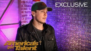 Singer Hunter Price Thanks Simon Cowell For Second Chance - America