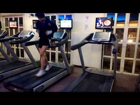 Treadmill - variations that help get fitter, burn more fat and build stamina