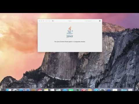 Disable Annoying Java Update Prompts on Mac
